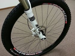 Stans-No-Tubes-Arch-Ex-29Er-Wheelset-Front